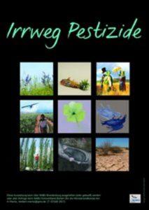 Irrweg Pestizide Poster